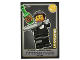 Gear No: ctw047FR  Name: Create the World Trading Card #047 Le Serveur (French)