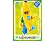 Gear No: ctw052  Name: Create the World Trading Card #052 Banana Guy