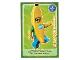 Gear No: ctw054FR  Name: Create the World Trading Card #054 Le Garçon Banane (French)