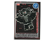 Gear No: ctw060FR  Name: Create the World Trading Card #060 La Chauve-Souris Vampire (French)