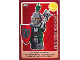 Gear No: ctw063  Name: Create the World Trading Card #063 Frightening Knight