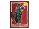 Gear No: ctw065FR  Name: Create the World Trading Card #065 Chevalier De L'Effroi (French)