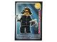 Gear No: ctw067FR  Name: Create the World Trading Card #067 Voleuse De Pierres Précieuses (French)