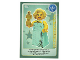 Gear No: ctw070FR  Name: Create the World Trading Card #070 La Starlette D'Hollywood (French)