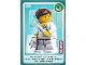 Gear No: ctw071  Name: Create the World Trading Card #071 Nurse