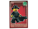 Gear No: ctw071FR  Name: Create the World Trading Card #071 Le Gangster (French)