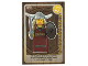 Gear No: ctw075FR  Name: Create the World Trading Card #075 La Guerrière Viking (French)
