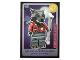 Gear No: ctw087FR  Name: Create the World Trading Card #087 L'Homme Loup (French)