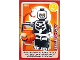 Gear No: ctw088  Name: Create the World Trading Card #088 Skeleton Guy