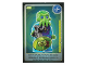 Gear No: ctw091FR  Name: Create the World Trading Card #091 Soldat Extraterrestre (French)