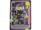 Gear No: ctw100  Name: Create the World Trading Card #100 Paintball Player