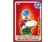 Gear No: ctw101  Name: Create the World Trading Card #101 Small Clown