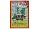 Gear No: ctw108FR  Name: Create the World Trading Card #108 Create: Hôtel (French)