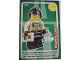 Gear No: ctw109  Name: Create the World Trading Card #109 Traffic Cop