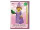 Gear No: ctw114FR  Name: Create the World Trading Card #114 La Princesse De Contes De Fées (French)