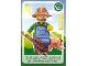 Gear No: ctw119  Name: Create the World Trading Card #119 Farmer