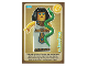 Gear No: ctw119FR  Name: Create the World Trading Card #119 Cléopâtre (French)