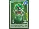 Gear No: ctw122  Name: Create the World Trading Card #122 Medusa