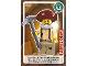 Gear No: ctw123  Name: Create the World Trading Card #123 Prospector