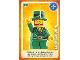 Gear No: ctw124  Name: Create the World Trading Card #124 Leprechaun