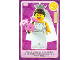 Gear No: ctw132  Name: Create the World Trading Card #132 Bride