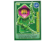 Gear No: ctw136FR  Name: Create the World Trading Card #136 Monstre Plante (French)