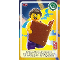 Gear No: ctw139  Name: Create the World Trading Card #139 Lily
