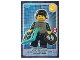 Gear No: ctw139FR  Name: Create the World Trading Card #139 DJ (French)