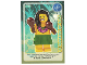 Gear No: ctw140FR  Name: Create the World Trading Card #140 La Danseuse De Hula (French)
