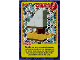 Gear No: ctwII005  Name: Create the World Incredible Inventions Trading Card #005 Create: Boat