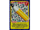 Gear No: ctwII028  Name: Create the World Incredible Inventions Trading Card #028 Create: Pencil