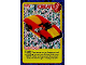 Gear No: ctwII034  Name: Create the World Incredible Inventions Trading Card #034 Create: Red Car