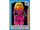 Gear No: ctwII035  Name: Create the World Incredible Inventions Trading Card #035 Intergalactic Girl