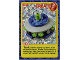 Gear No: ctwII131  Name: Create the World Incredible Inventions Trading Card #131 Create: UFO