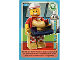 Gear No: ctwII133  Name: Create the World Incredible Inventions Trading Card #133 Hot Dog Vendor