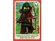 Gear No: ctwII135  Name: Create the World Incredible Inventions Trading Card #135 Rogue