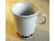 Gear No: dactamug  Name: Food - Cup / Mug, LEGO Dacta Pattern