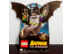 Gear No: dispBatGameKC  Name: Display Counter Stand, Lego Batman the Videogame Standee with Key Chains