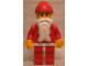 Gear No: displayfig08  Name: Display Figure 7in x 11in x 19in (red jacket, red pants, red hat, white beard, Santa)