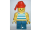Gear No: displayfig11  Name: Display Figure 7in x 11in x 19in (Pirate)