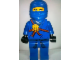 Gear No: displayfig24  Name: Display Figure 7in x 11in x 19in (Ninjago Jay)