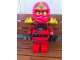 Gear No: displayfig28  Name: Display Figure 7in x 11in x 19in (Ninjago Kai ZX - with Armor)