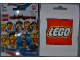 Gear No: displaysign039  Name: Display Sign Hanging, Collectible Minifigures Team GB Bag