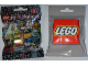 Gear No: displaysign041  Name: Display Sign Large Hanging, Collectible Minifigures Series 9 Bag