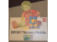 Gear No: displaysign086  Name: Display Sign Large LEGO Nursery Bricks (98324-Eng.)