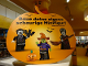 Gear No: displaysign089  Name: Display Sign Lego Store Halloween 2018 (German)