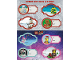 Gear No: gifttags01  Name: Gift Tags, Christmas Gift Tag Stickers - Every Gift Has A Story and The Lego Movie 2