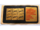 Gear No: gstk133  Name: Sticker, Golden Bricks Promotion Golden Studs 77 - Sheet of 6