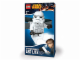 Gear No: headlamp7  Name: Head Lamp, Minifigure LED Headlamp Torch - Stormtrooper