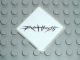 Gear No: kratstk6  Name: Sticker, Bionicle Kraata Sticker  6 (Rahkshi text)
